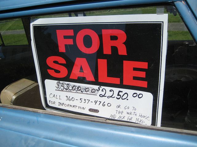 Used Car For Sale! Get a Pre-Purchase Inspection First!