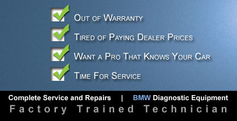 BimmerTech Advantages