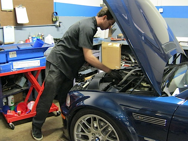 Bmw Repair By Oceanside Motorsports In Oceanside Ca